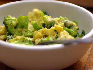 Weekend Eggs and Broccoli