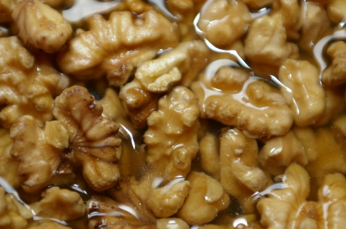 Soaking Walnuts
