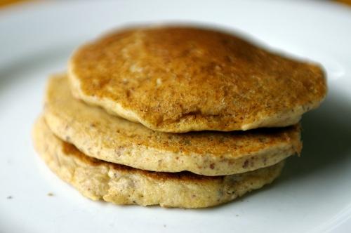 Lemony Gluten-Free Pancakes