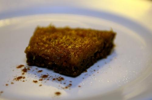 Raw Date-Nut Torte